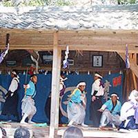 白髭神社 秋祭