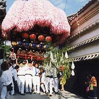 御田(おんだ)八幡宮春祭