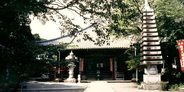 24番札所 室戸山明星院 最御崎寺(ほつみさきじ:ひがしでら)