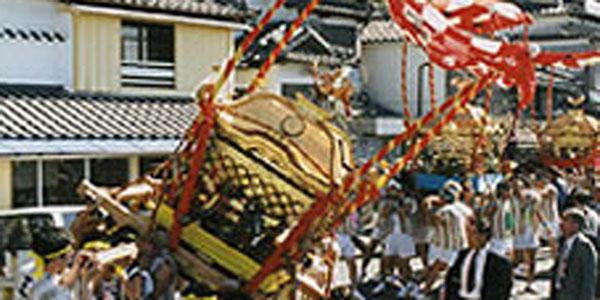 王子宮秋祭