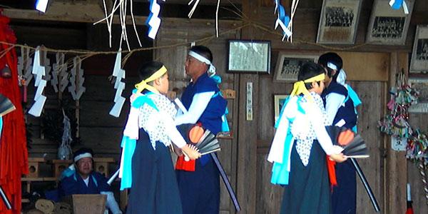 杉尾神社秋祭(高岡:たかおか)