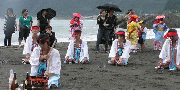 浮津(うきつ)八王子宮秋祭