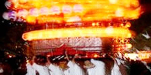 御田(おんだ)八幡宮秋祭