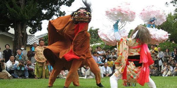 羽根(はね)八幡宮秋祭