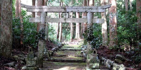 義長神社の大祭