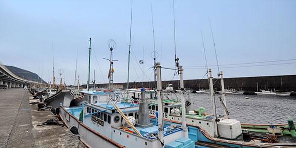 室戸岬漁港